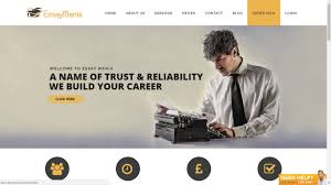essaymania co uk review bestbritishwriter they offer a wide spectrum of essay solutions even personal essays and career essays the company promises 100% premium quality non plagiarized content