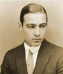 1920s Men's Suits - Douglas Fairbanks. Rudolph Valentino - Dressed To the Nines (1925) - mens-suits