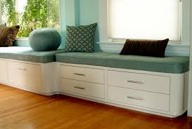 storage bench for living room:  storage bench seat living room furniture blunero storage bench with drawers