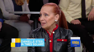 Best-selling author <b>Danielle Steel</b> opens up about 'Accidental Heroes'