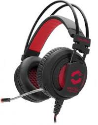 <b>MAXTER</b> 7.1 SURROUND USB <b>GAMING</b> HEADSET, BLACK