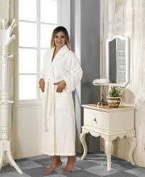 <b>Халат женский</b> махровый <b>KARNA</b> BASIC кремовый S - купить по ...