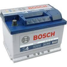 Аккумулятор <b>Bosch</b> S4, 60Ah, 540A, 0 092 S40 040, (-/+ ...