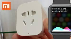 <b>Умная розетка Xiaomi</b> Mi Smart Power Plug и управление голосом ...