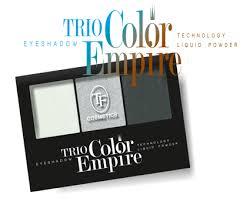 <b>ТЕНИ ДЛЯ ВЕК</b> – <b>TF</b> TRIO EMPIRE COLOR тени для век   MYVOV ...