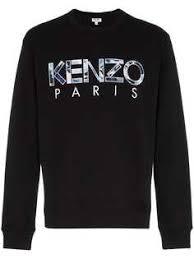 Купить мужские <b>толстовки Kenzo</b> в интернет-магазине Lookbuck