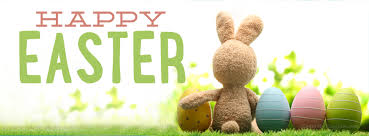 Image result for happy easter bunnies