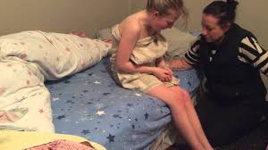 HPV vaccine has done this to my child. YouTube