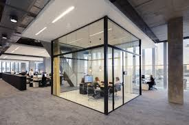 standing glass office partition office partition designs