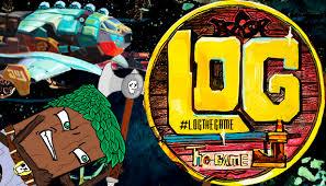 <b>LOG the game</b> on Steam