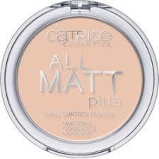 """Отзывы о <b>Пудра</b> компактная <b>Catrice</b> """"All Matt Plus Shine Control ..."""