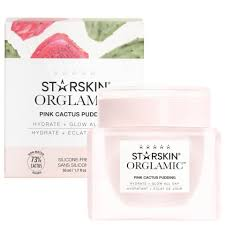 <b>STARSKIN Orglamic Pink Cactus</b> Pudding - LOOKFANTASTIC