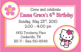 hello kitty invitation template com hello kitty birthday invitations templates cloudinvitation