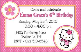 hello kitty invitation template ctsfashion com hello kitty birthday invitations templates cloudinvitation