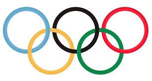 Resultado de imagem para simbolo olimpico