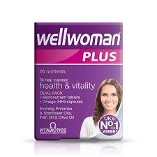 Wellwoman Plus <b>Omega 3-6-9</b> By Vitabiotics