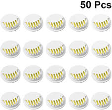EXCEART <b>50PCS Anti Pollution Face</b> Cover Mouth Filter Air ...