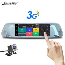 "<b>Jansite 3G 7</b>"" <b>Touch</b> Screen Dash Cam Android 5.0 Car DVR ..."