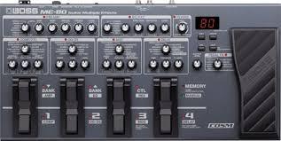 <b>Roland</b> ME-80 - <b>гитарный процессор</b> эффектов | ProSound