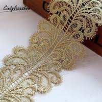 Water <b>Soluble Lace</b> Trim