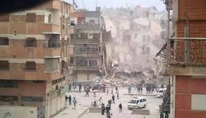 Image result for داعش از اردوگاه یرموک عقبنشینی کرد