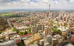 Johannesburg skyline EliteSingles