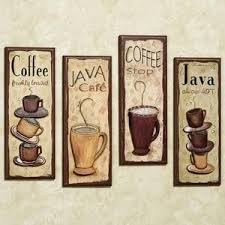 Modest Ideas Coffee <b>Wall Decor Fashionable</b> Inspiration Java Cafe ...