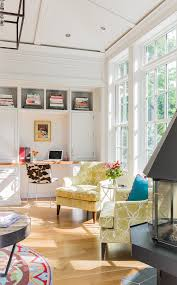 transitional home office with a cheerful ambiance design venegas and company beautiful relaxing home office design idea