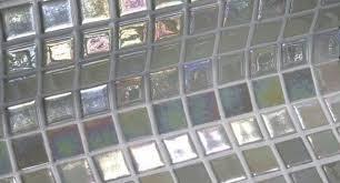<b>Стеклянная мозаика Ezarri Iris</b> Marfil