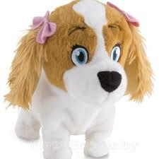 <b>Интерактивная Собака Lola</b> (<b>младшая</b> сестра Lucy) Club Petz ...