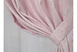 <b>Шторы FLOWERS</b>, цвет: розовый — купить в интернет-магазине