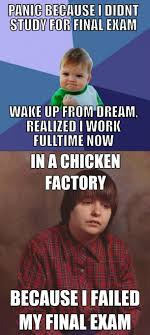 years after graduation still one of my scariest dreams meme guy years after graduation still one of my scariest dreams