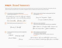 fuze branding brainstorm worksheet tips for naming your business small business naming brainstorm worksheet brand summary