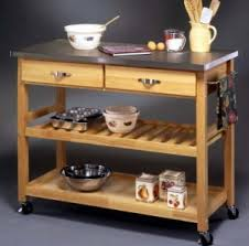 kitchen island mobile: home styles kitchen island  home styles kitchen island cart with stainless steel top