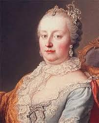 Figlia (Vienna 13 maggio 1717 - ivi 1780) dell'imperatore Carlo VI e della principessa Elisabetta Cristina di Brunswick-Wolfenbüttel, secondogenita e prima ... - Maria_Teresa_d_Asburgo