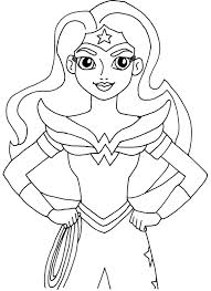 Small Picture Dc Superhero Coloring Pages Coloring Coloring Pages