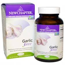 New Chapter, Garlic Force, 30 Softgels | Garlic, Supplements for hair ...