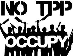 Image result for Stop the TPP
