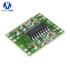 <b>5Pcs</b> 3W 3W <b>Dual Channel</b> Mini Digital Power Amplifier Drive Board ...