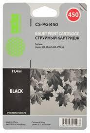 Струйный <b>картридж</b> Cactus CS-<b>PGI450</b> (<b>PGI</b>-<b>450PGBk</b>)