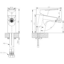 <b>Смеситель для биде Bravat</b> F35299C-1 в Иркутске – купить по ...