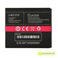 Buy <b>Battery Cubot GT95</b> - PowerPlanetOnline