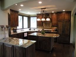 kitchen cabinet stain colors interior