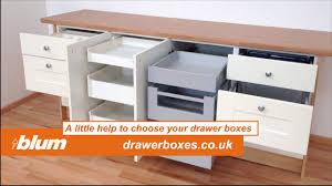 soft close drawers box: help to choose kitchen drawer boxes blum metabox or tandembox antaro youtube