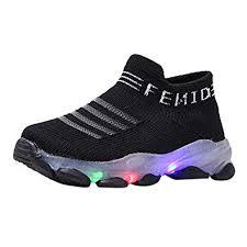 <b>Children LED Fashion Shoes</b> - Light up <b>Luminous Sneakers</b> for ...
