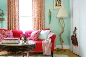 colorful multipurpose living space interior design styles and color schemes for home decorating hgtv design astounding home office decor accent astounding