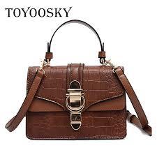 <b>TOYOOSKY</b> Fashion <b>Women</b> Jelly Bags Chain Lattice Shoulder Bag ...