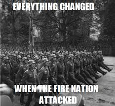 In bad taste | Everything Changed When The Fire Nation Attacked ... via Relatably.com