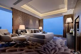 furniture brushed bronze chandelier tufted master  bedroom furniture grey cover mattress bedding sheet and white drum be