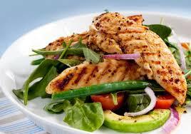 Картинки по запросу Как приготовить вкусный салат с курицей и авокадо
